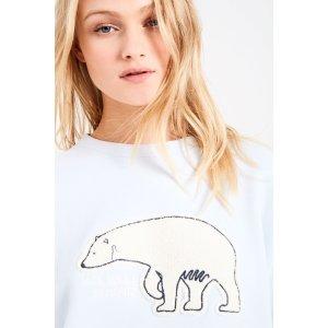 Jack Wills北极熊毛衣