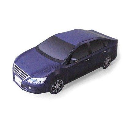 Nissan Sylphy 折纸模型免费下载