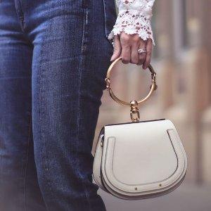 低至5折+包税粉丝最爱 Chloe 美包美鞋专场