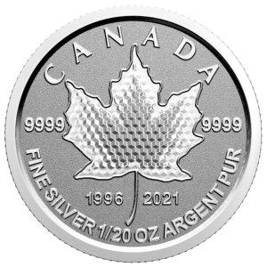 开始预订加拿大皇家铸币厂 推出2021年款 枫叶纪念币套装