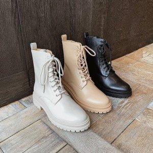 6折起 $120收马丁靴Tony Bianco 澳洲小众网红品牌 BV平替编织拖鞋$60