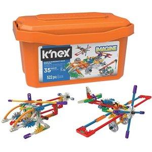 低至5.9折 动手又动脑K'NEX Imagine 系列 儿童益智玩具,适合7岁+人群