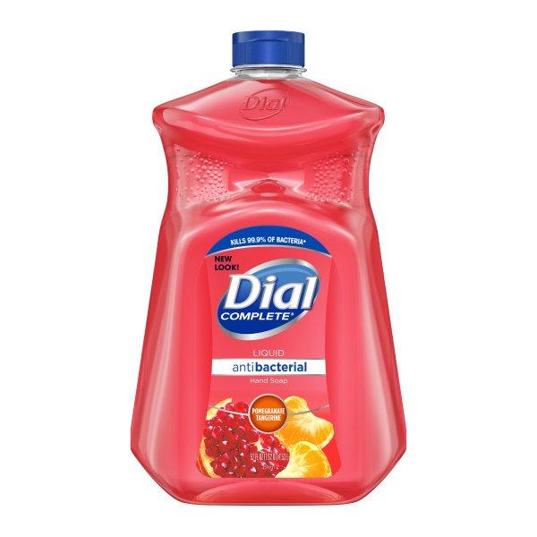 2瓶杀菌消毒液补充液 石榴+香橙