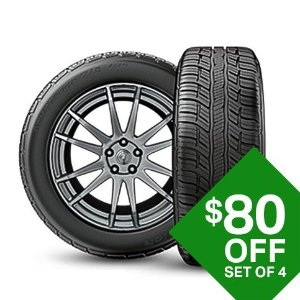 $140 offSam's Club BFGoodrich Michelin Sale