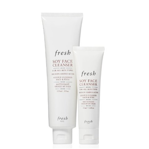 $38(Value $53)+Free 8-pc GiftFresh Soy Face Cleanser Home & Away Set Sale