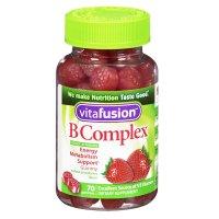 Vitafusion 维生素B群 软糖