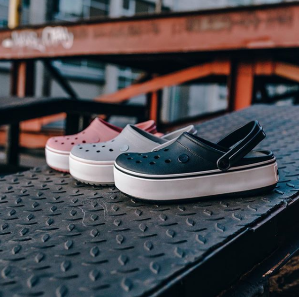 Today Only: 50% OffSelect Styles @ Crocs