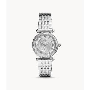 Fossil钢带腕表