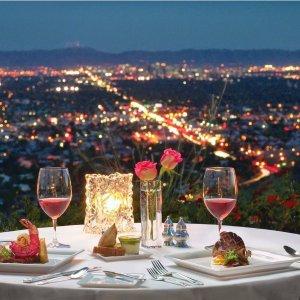 前方高甜预警你与完美七夕,只隔了这份《浪漫约会餐厅指南》