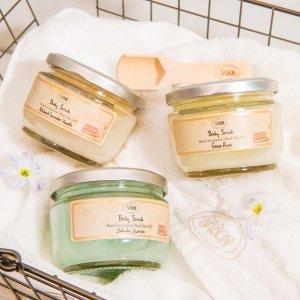 买1送1 + 浴球5折12周年独家:Sabon 精选身体护理产品大促 收磨砂膏、护手霜