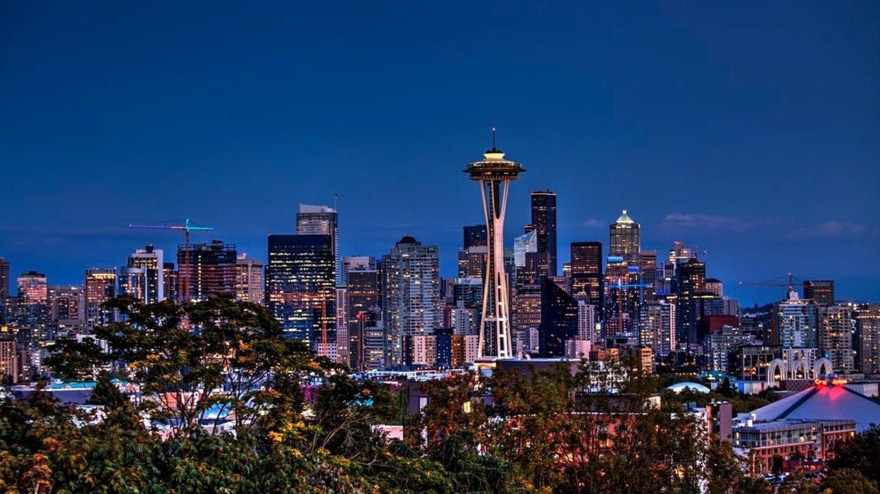 洛杉矶、旧金山湾区、西雅图赏城市夜景的好去处   餐厅、酒吧、公园都有!
