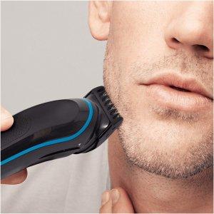 低至€42.39收多功能剃须刀即将截止:Braun 今日闪促 低至4折 收剃须刀 洗脸仪