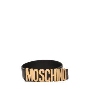 MoschinoLogo腰带