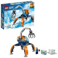 Lego City 系列 极地冰雪履带机 60192