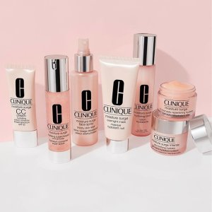Dealmoon Exclusive: Up to 25% off + GWP with Moisture Surge™ purchase @ Clinique