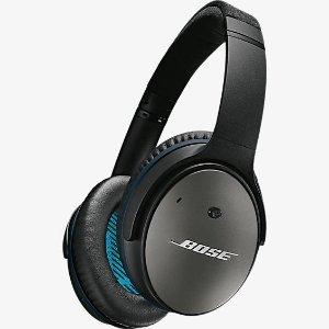 $149.99 包邮Bose Quietcomfort 25 主动降噪耳机 iOS版