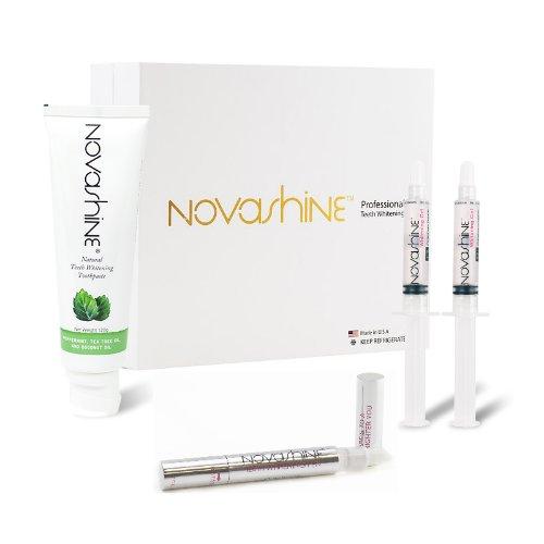 Novashine美白洁牙护理套装(微众测)