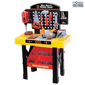 54-PIECE SET: World Tech Toys Tool Bench Workshop