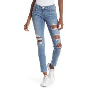 Levi'sSkinny Distressed Jeans