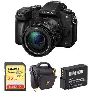PanasonicPanasonic Lumix DC-G85 + 32GB SD + 电池 + 包