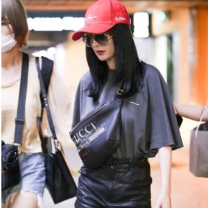 £885收杨幂、Jolin类似款腰包Gucci 2018美包美鞋美衣上新