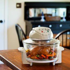$37.79Magic Chef 1300瓦玻璃空气炸锅