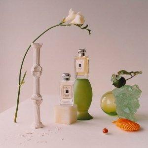 送蜡烛2件套 (价值$70)Jo Malone祖马龙 母亲节好礼 含英国梨、杏桃花与蜂蜜