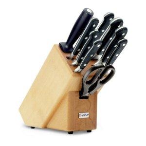 Wusthof刀具十件套