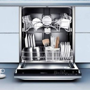 ROBAM 老板 W652 洗碗机, 五重强力洗, 去污更除菌