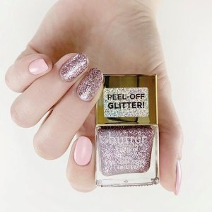 50% OffPEEL-OFF GLITTER NAIL LACQUER @Butter London