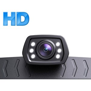 $8.58白菜价:ZEROXCLUB 2020 720P 后置摄像头 支持倒车影像功能