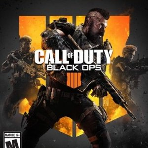 Call of Duty: Black Ops 4, Xbox One / PS4