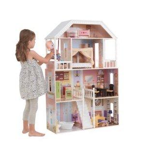 封面娃娃屋$79.99 (原$149.99)KidKraft 儿童玩具5.6折起热卖
