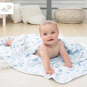 40% OffSelect Swaddle, Blanket, Bib and More @ aden + anais