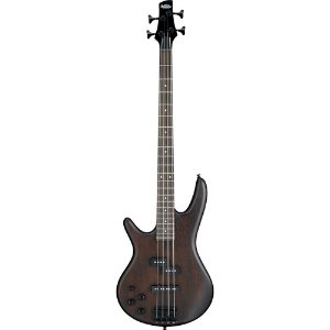 Ibanez GSR200BL GIO Series Electric Bass (Left Handed, Walnut Flat)