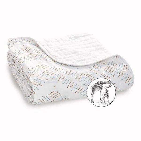 经典纱布毯dream blanket