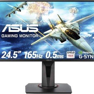 9折 £266.06收电竞显示器华硕VG258QR 限时低价来袭 大屏高频提升你的游戏体验