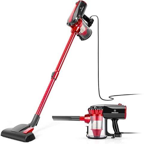 MOOSOO Vacuum Cleaner