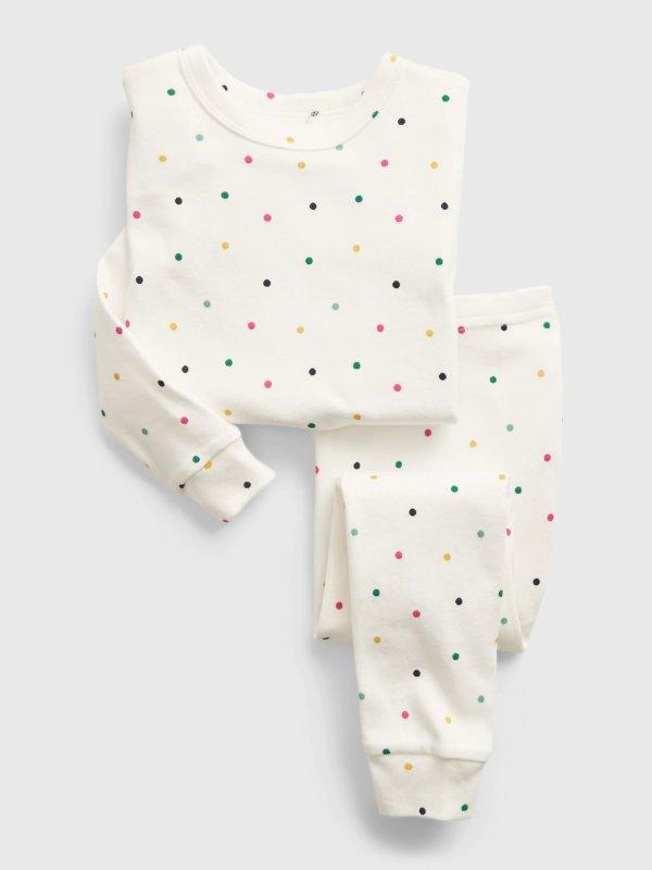 100% 有机棉 婴儿、小童睡衣