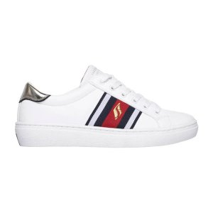 Skechers女士小白鞋