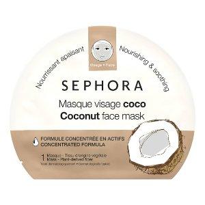 精选5折+送豪华10件套Sephora Collection 平价好用的美妆护肤超低扫荡价来袭