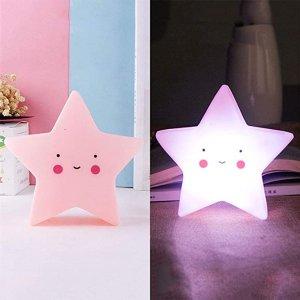 LED 星星夜灯