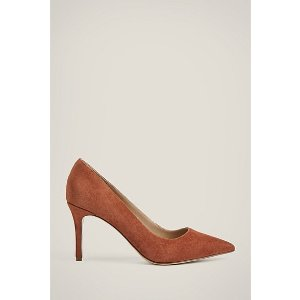 Ivy 85mm Suede 高跟鞋