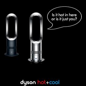 $449(原价$699)净化、降温史低价:Dyson 二合一智能空气净化风扇