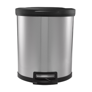 Black Friday Sale Live: Mainstays 13G Stainless Steel Semi-Round Waste Can