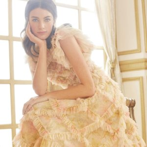 1折起+额外8.5折 £5收碎花裙ASOS 连衣裙大促 早春小清新 速收优雅仙女裙