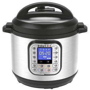 $79.99黒五价:Instant Pot Nova Plus 9合1多功能电压力锅 6夸