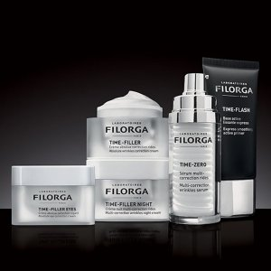 低至5折 £28收十全大补面膜Filorga 近期最低价 收360雕塑眼霜、NCEF、逆时光