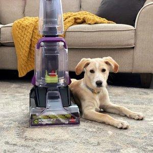 8折 手持宠物毛发吸尘器$42.49BISSELL 同时拖地的吸尘器真香! 干湿同时一次性搞定清洁