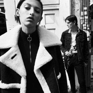惊喜8.5折 新款修身毛衣£74 大衣£219收AllSaints 新款罕见好折 可酷可优雅 秋冬美衣上线满足你的百变时尚品格